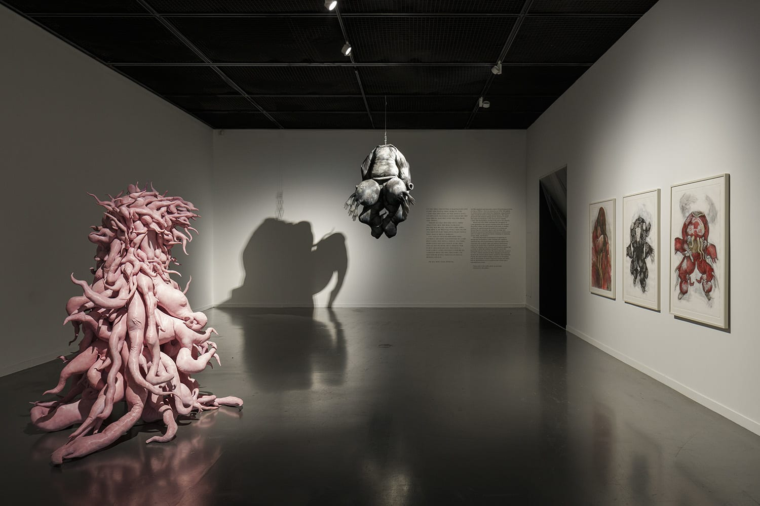 """<a href=""""/content/feature/761/detail/image24238/"""" class=""""pageload-link-type-popup-enabled-content""""><p><span>Lee Bul,</span><em>Beginning</em><span>, exhibition view at Seoul Museum of Art, 2021.</span>Photo: Hong Cheolki. Courtesy of Seoul Museum of Art</p></a>"""