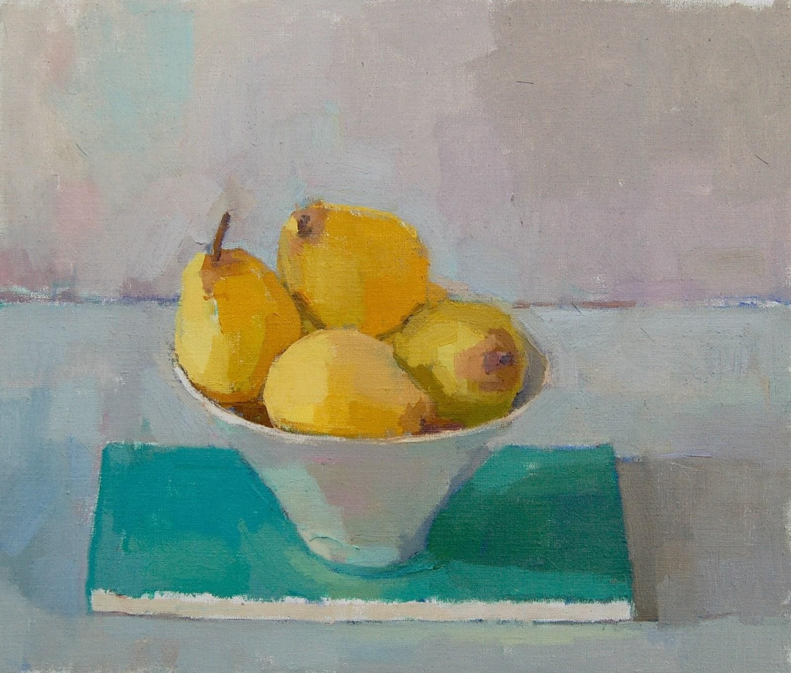 Sarah Spackman, Pear Bowl