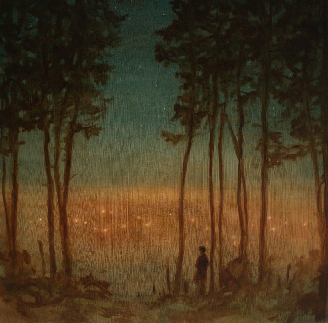 Daniel Ablitt, Distant Lights, 2021