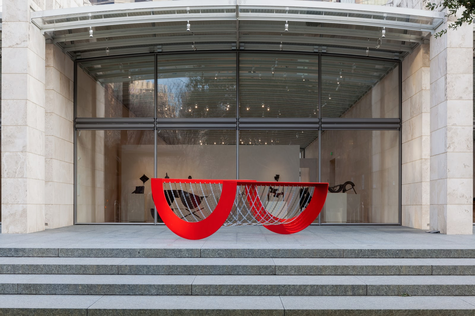 "<div class=""additional_caption"">'Melvin Edwards: Five Decades', Nasher Sculpture Center, Dallas, Texas (2015)</div>"