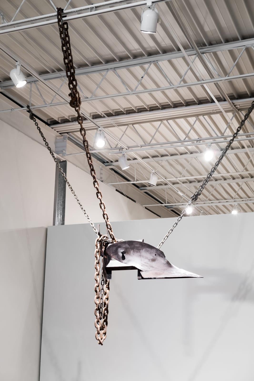 <p>Installation view: 'MelvinEdwards', Oklahoma Contemporary, Oklahoma City, Oklahoma (2016)</p>