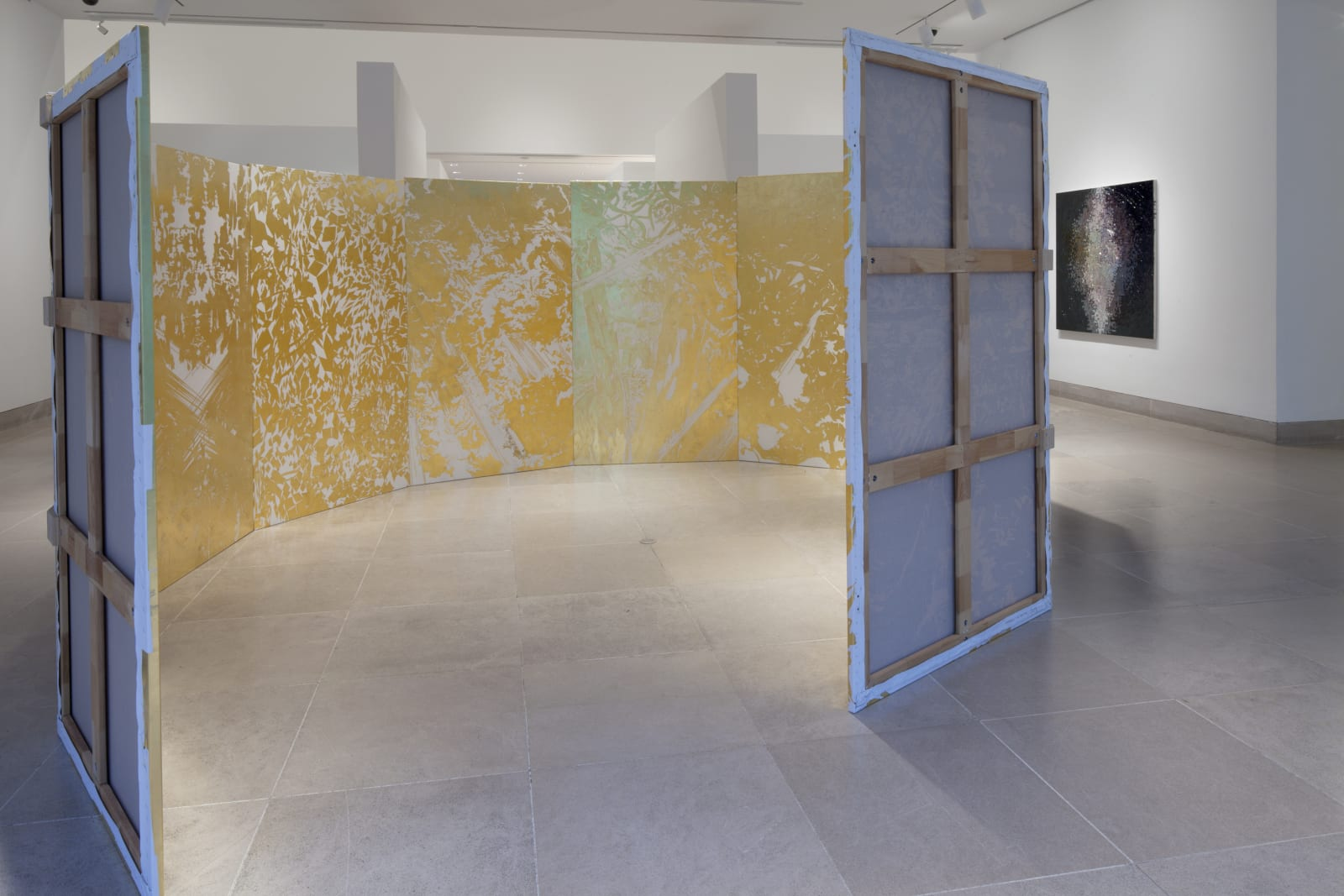 <p><span>Installation view: 'Jim Hodges: Give More Than You Take', Dallas Museum of Art, Dallas, Texas (2013)</span></p>