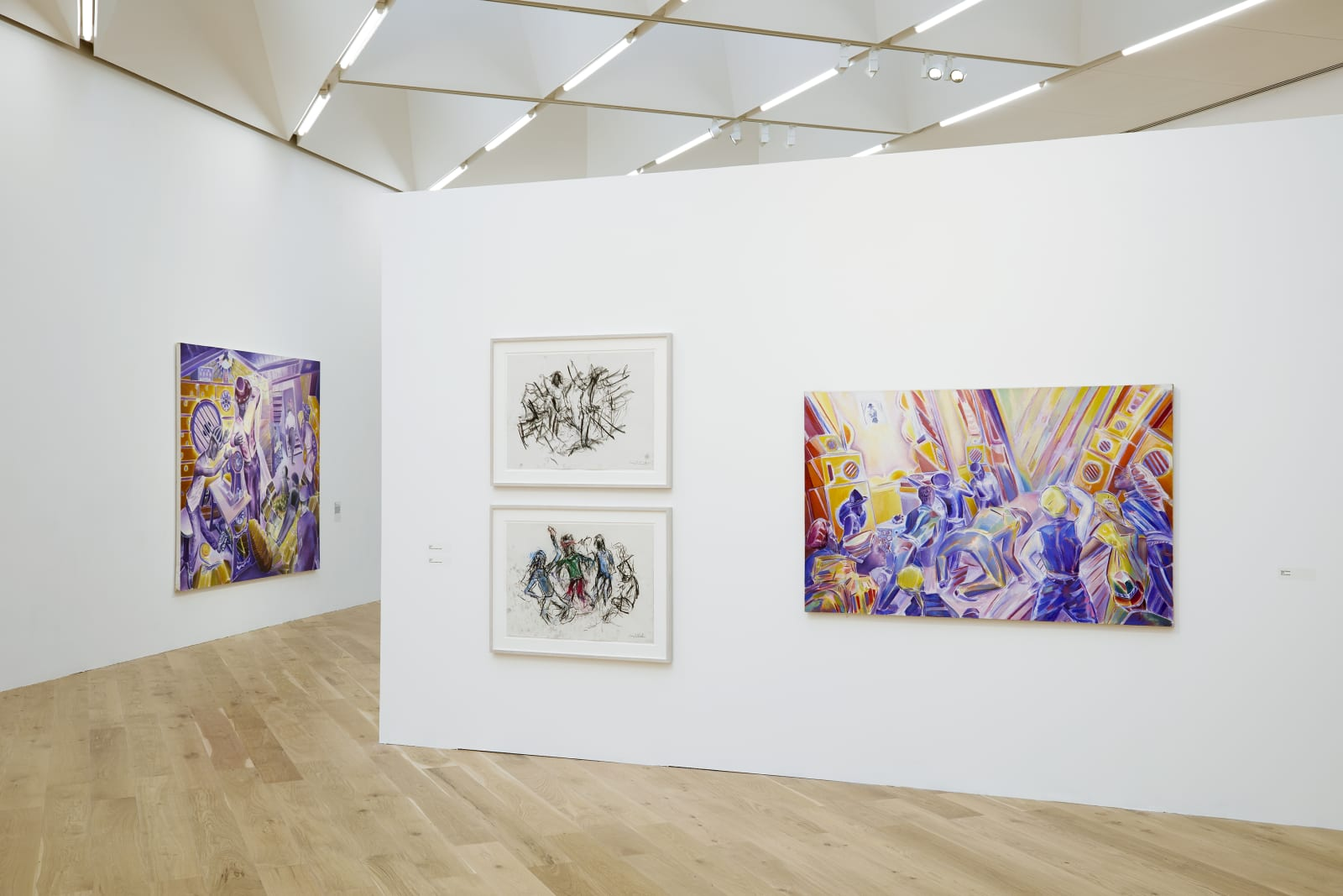 <p>Installation view: 'Itchin & Scratchin', Nottingham Contemporary, Nottingham (2020).</p>