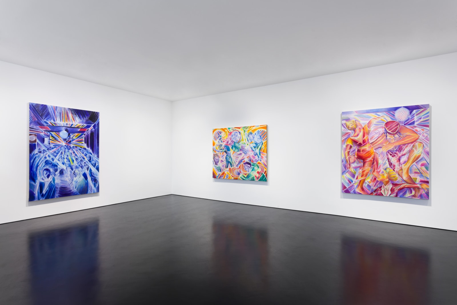 <p>Installation view: 'A Survey', Stephen Friedman Gallery, London (2019).</p>