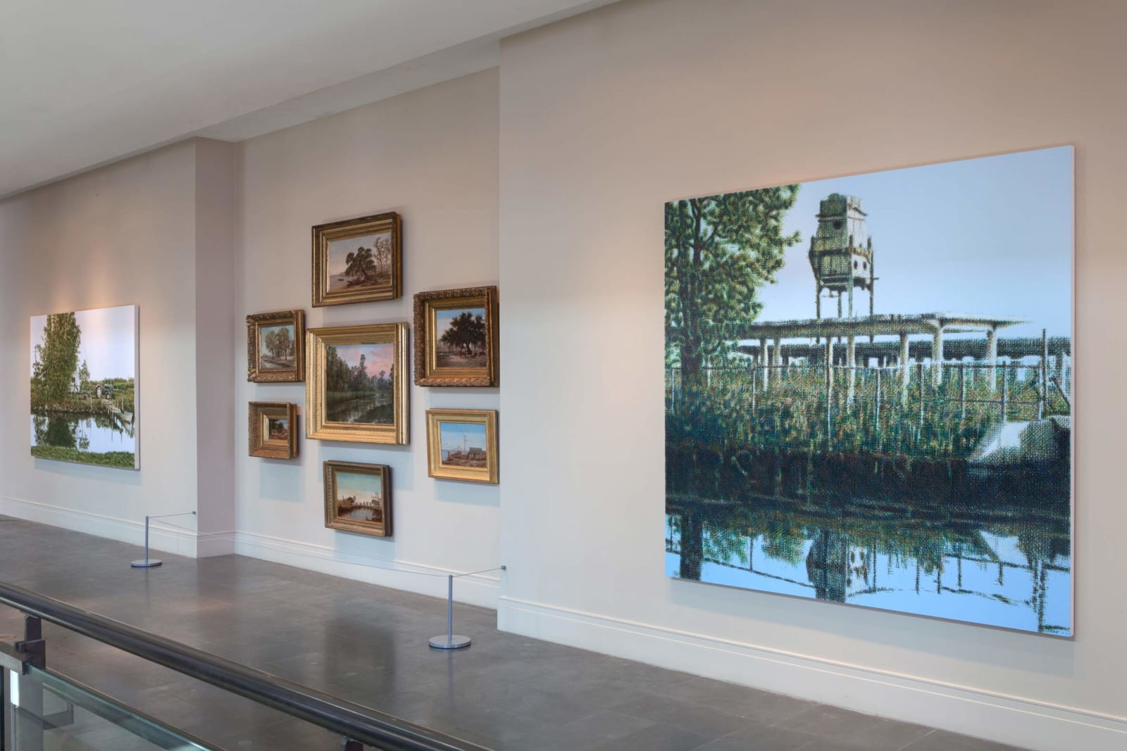 <p>Installation view: 'Prospect. 4: The Lotus in Spite of the Swamp', Prospect Triennial, New Orleans, LA (2017-2018).</p>