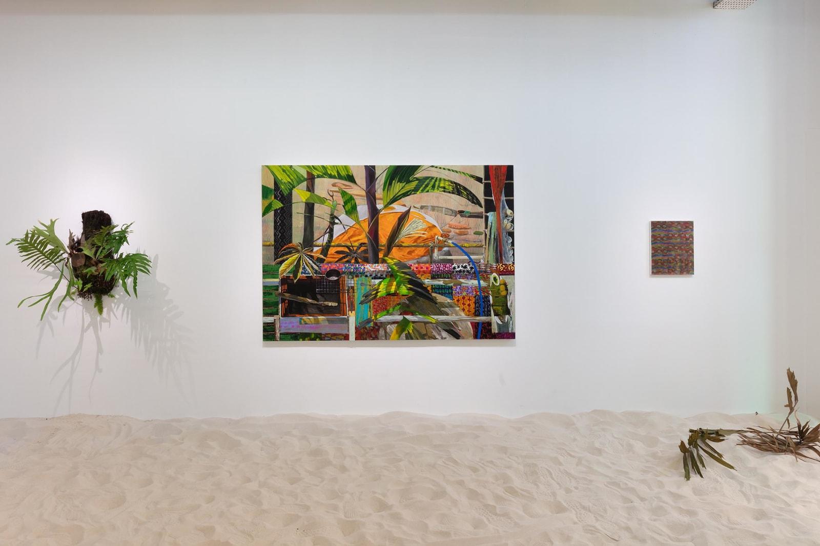 <p><span>Installation view: 'Campo Expandido', Oi Futuro, Rio de Janeiro (2020).</span></p>