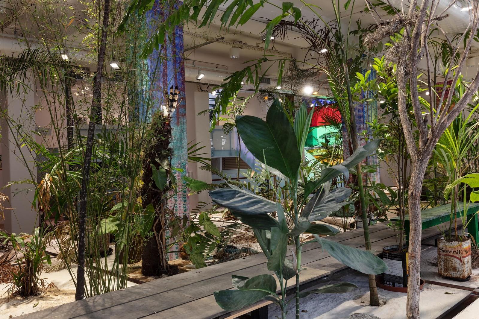 <p>Installation view: 'Campo Expandido', Oi Futuro, Rio de Janeiro (2020).</p>