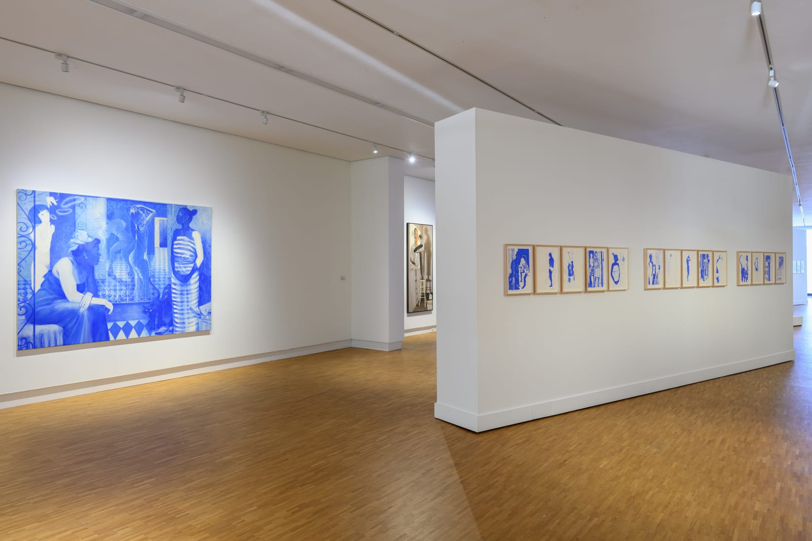 <p>Installation view: 'Smoke and Mirrors', KM21, The Hague (2020-2021).</p>