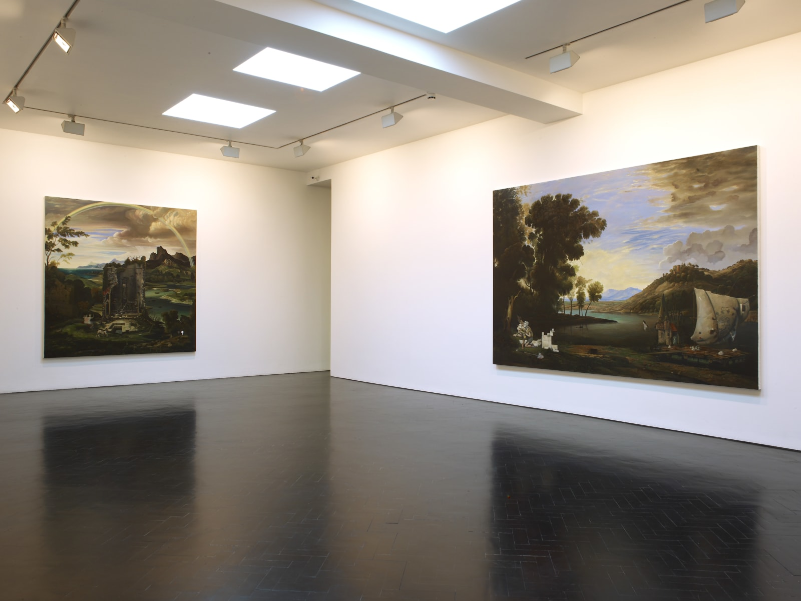<p>Installation view: Stephen Friedman Gallery, London (2011).</p>