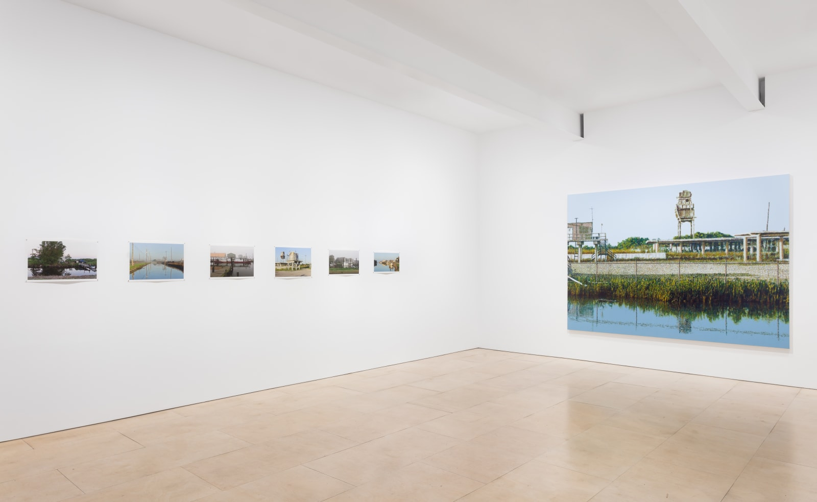 <p>Installation view: Stephen Friedman Gallery, London (2019).</p>