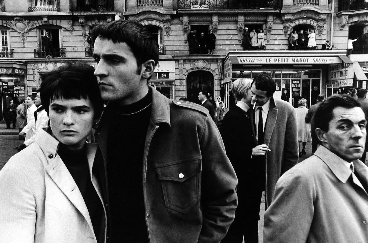 Armistice Day, Paris, 1968