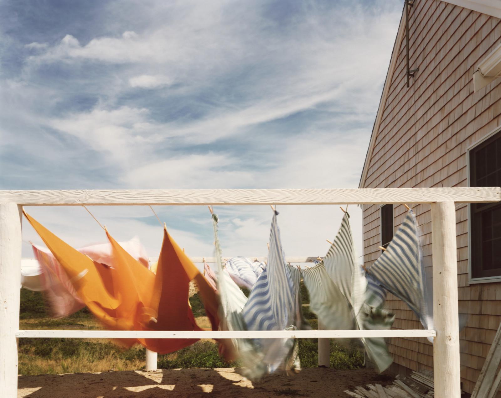 Laundry, Cape Cod, 1982