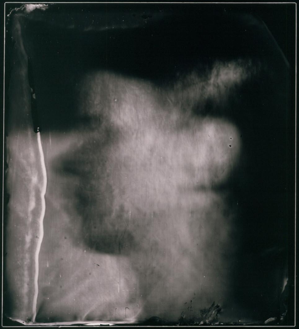 Self-Portrait #4 (Profile), 2005