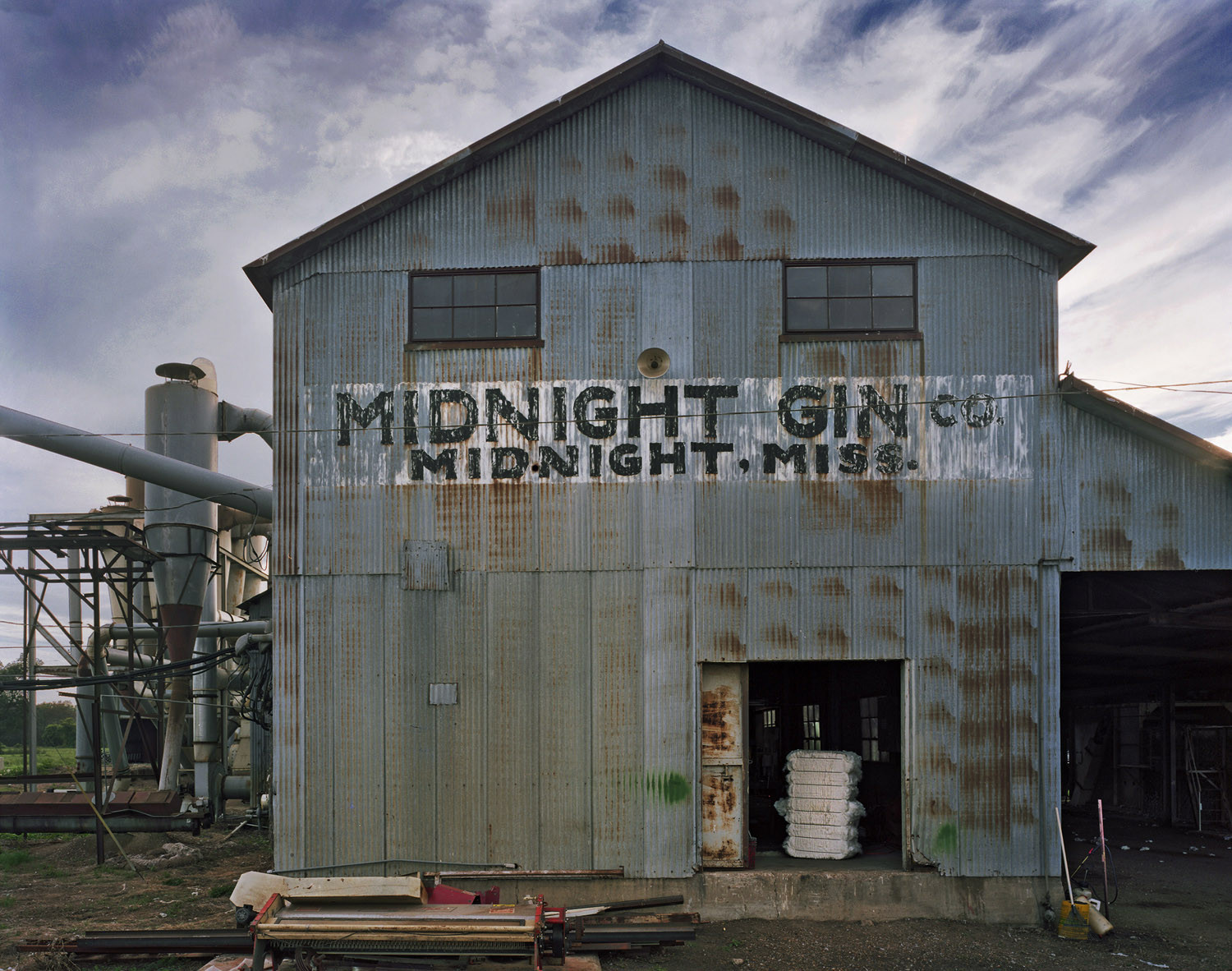 Midnight Gin, Midnight, MS, 2014