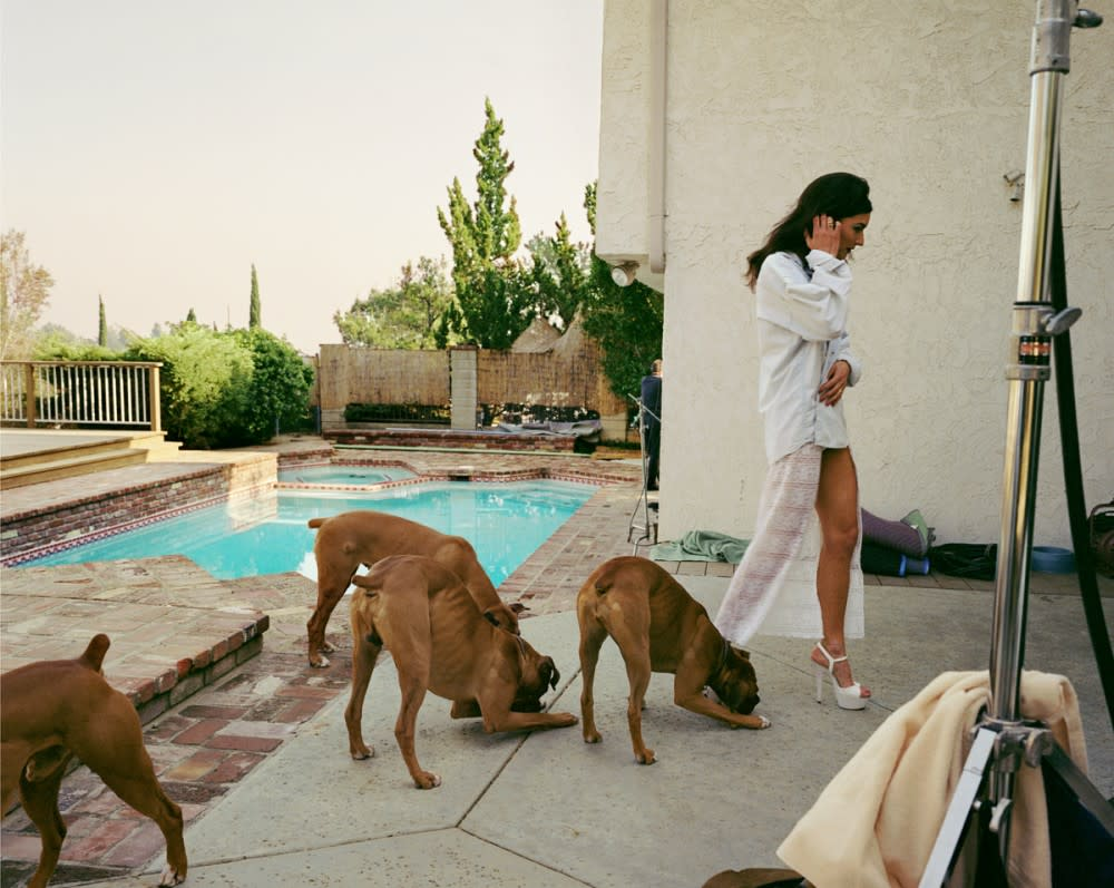 Boxers, Mission Hills, 1999