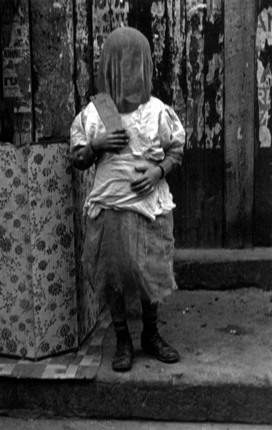 New York, (Boy with Sword), 1940