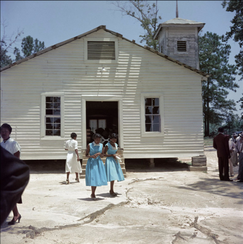 Untitled, Shady Grove, Alabama (37.065), 1956
