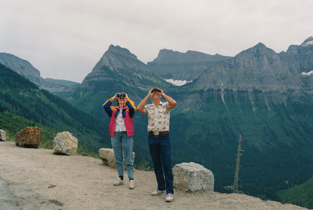 Glacier National Park, Montana, 1968