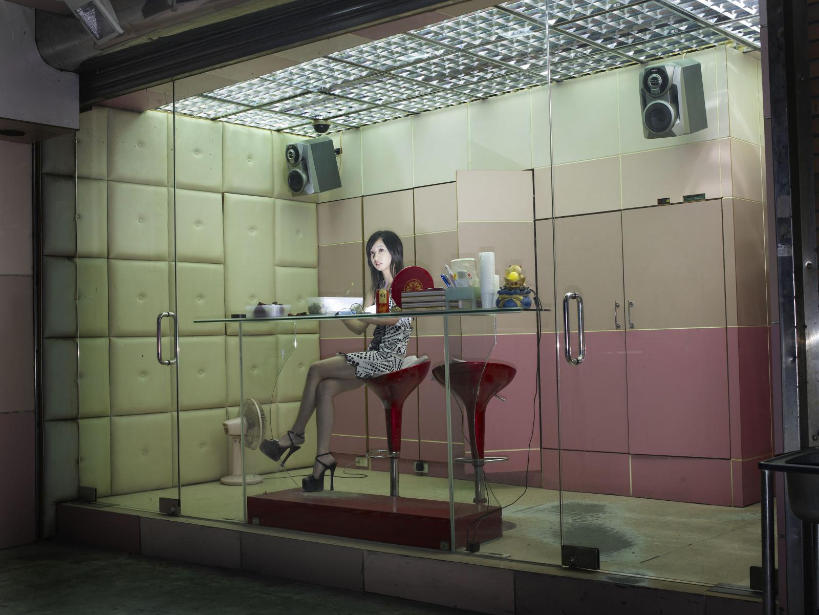 Untitled, Binran Series, Plate 1, 2007