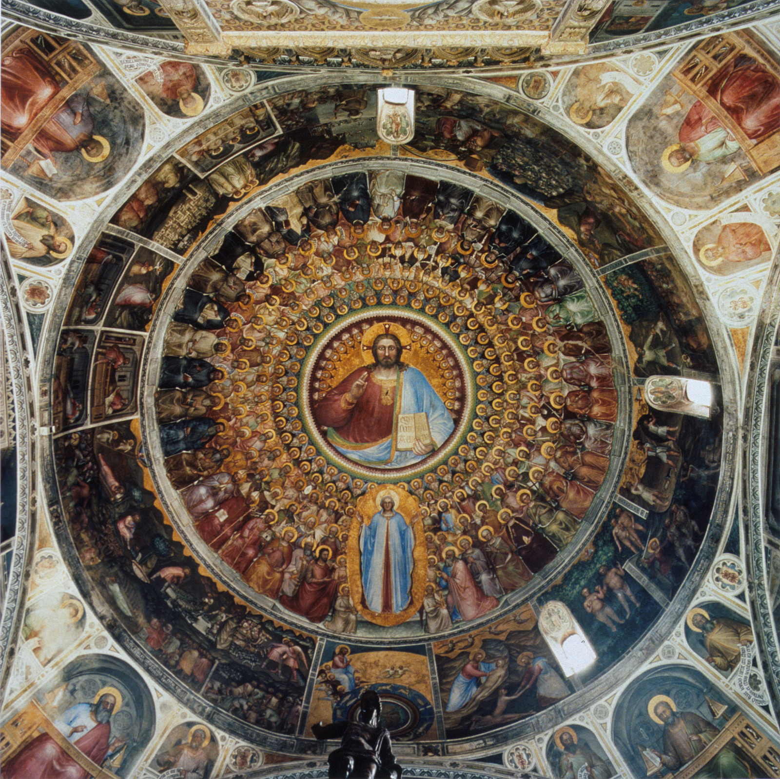 Dome #30405, Battistero, Padua, 2004