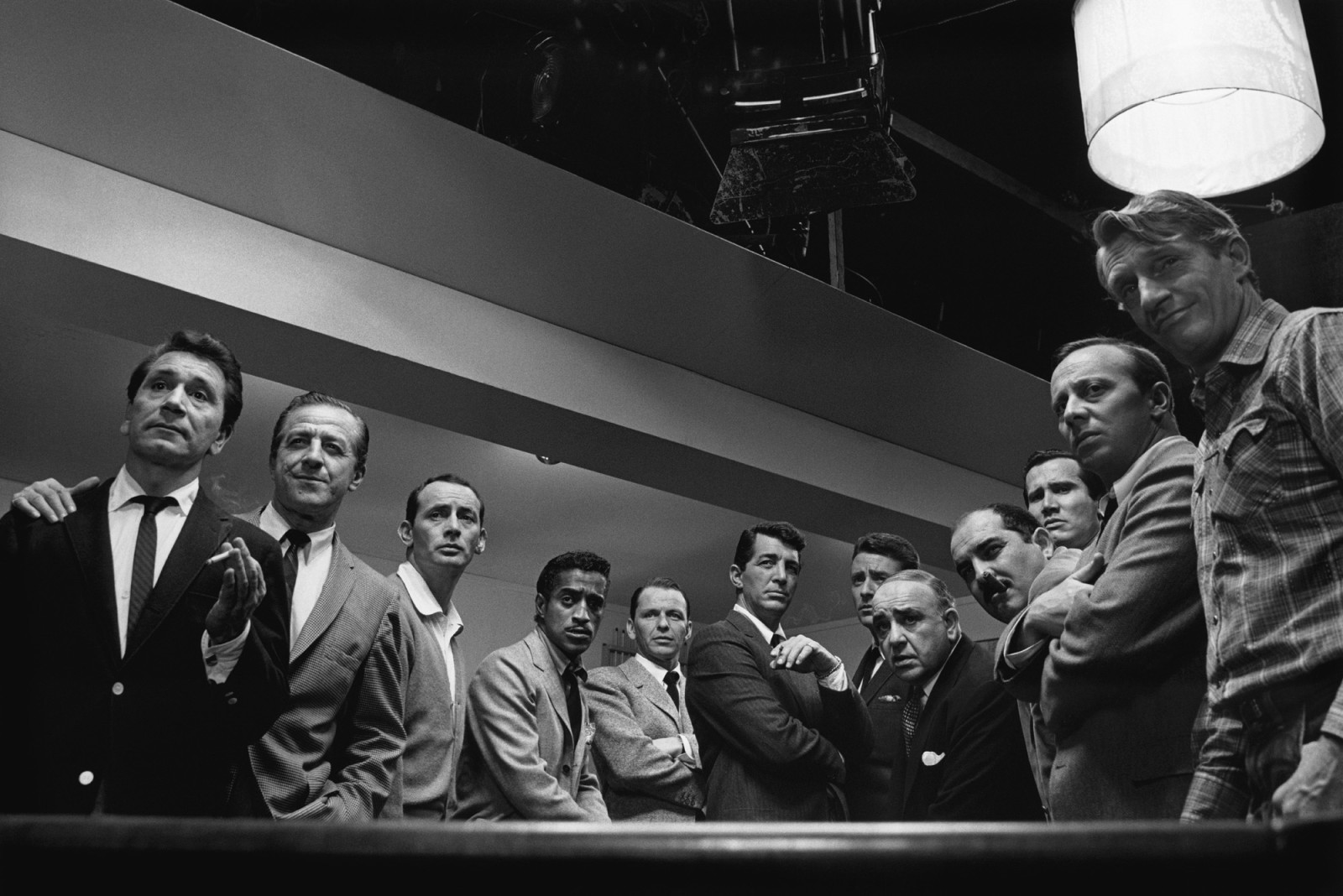 Sid Avery, Ocean's Eleven: Frank Sinatra and Cast, 1960