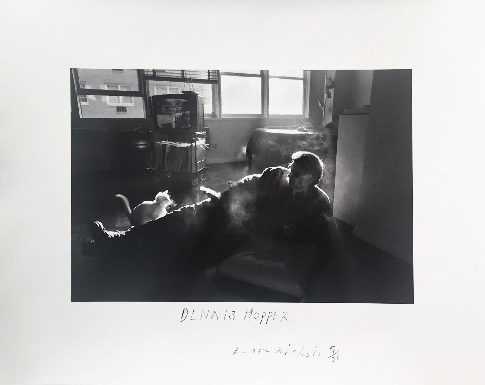 Dennis Hopper, 1980s