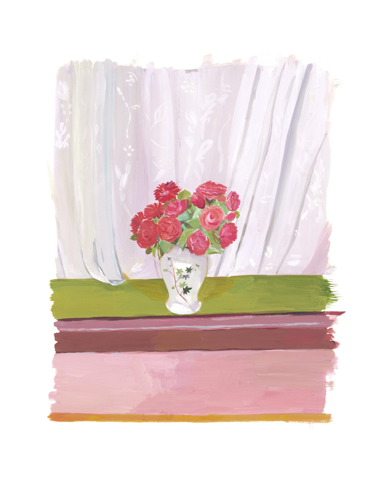 Roses, 2004 - 2005