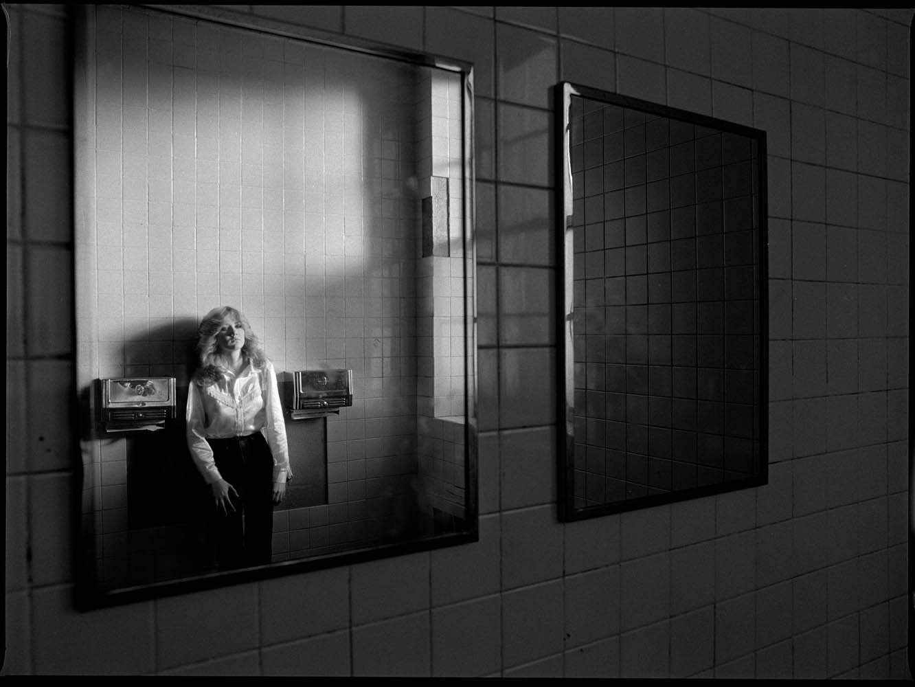 Girl in the Mirror, 1993