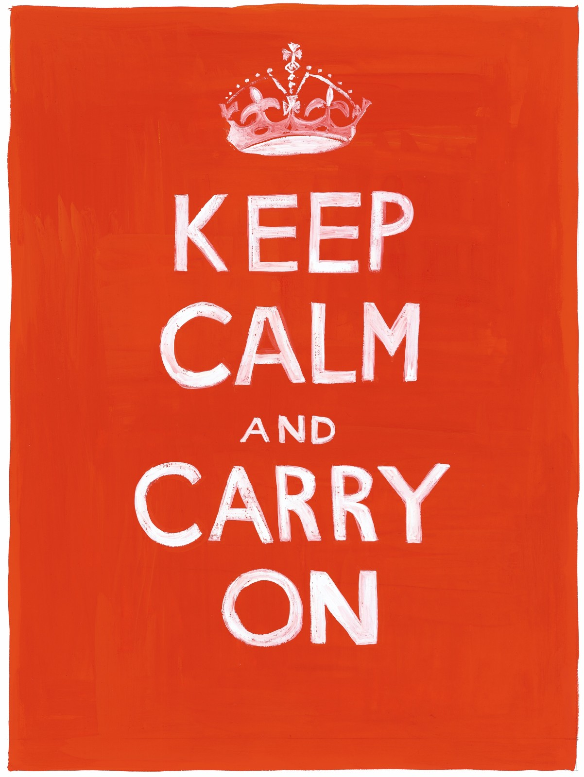 Keep Calm Carry On, 2008
