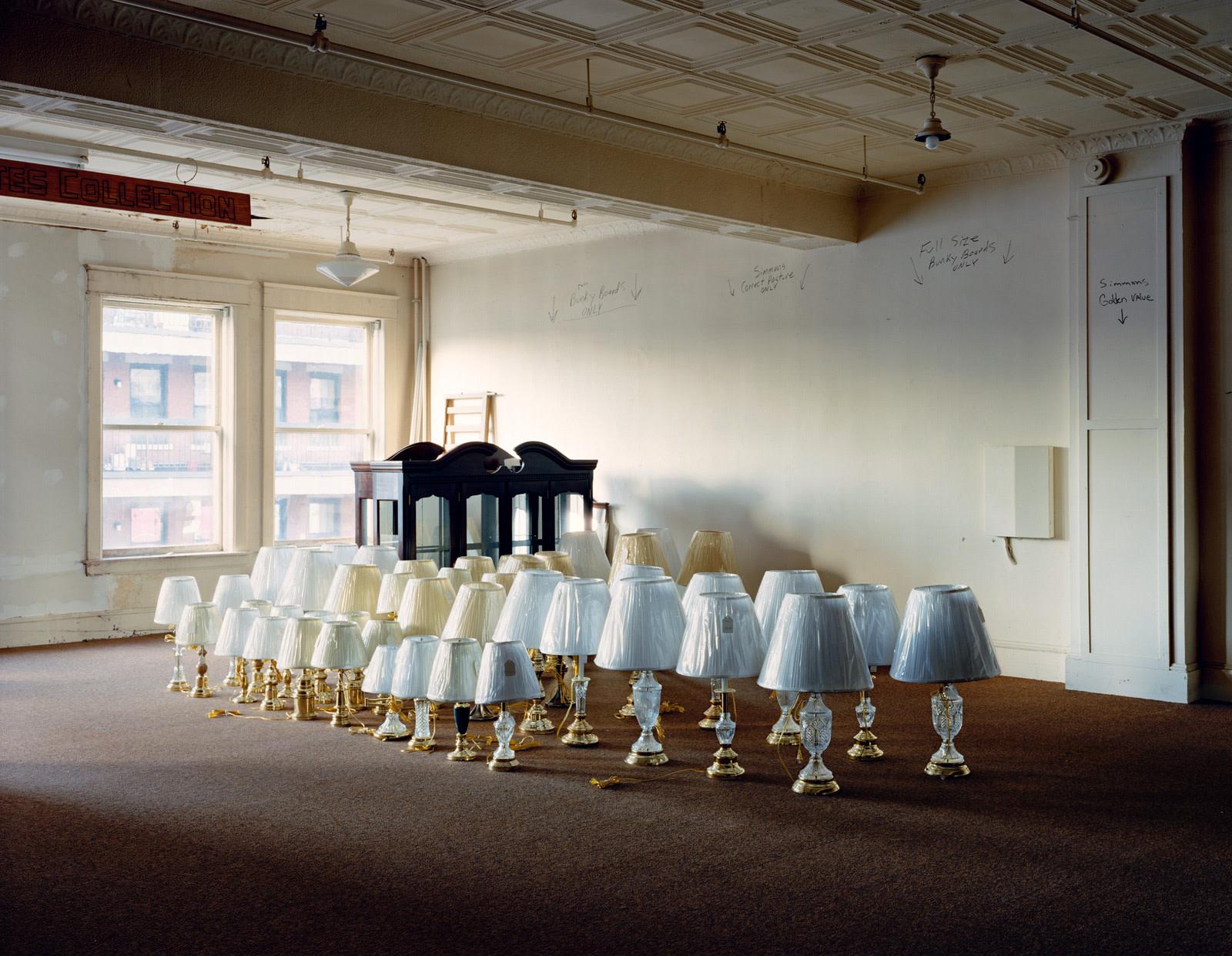 Warehouse, 2000