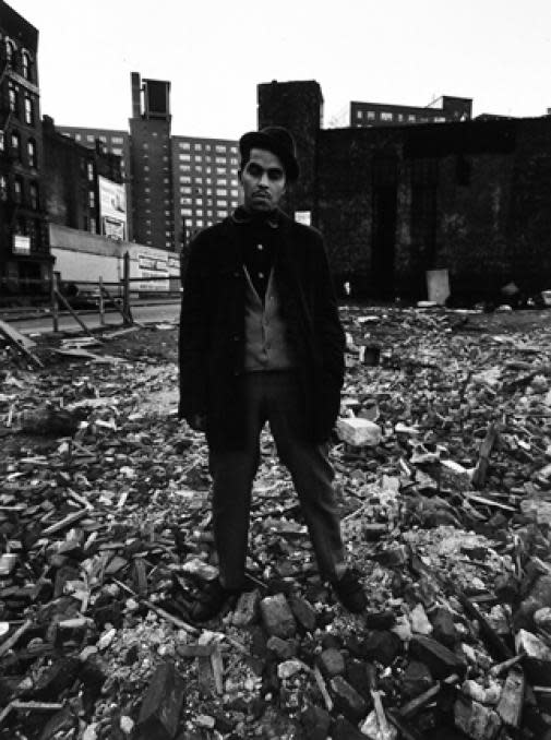 Untitled, East 100th Street (Drug Addict Standing in Vacant Lot), 1699 - 68