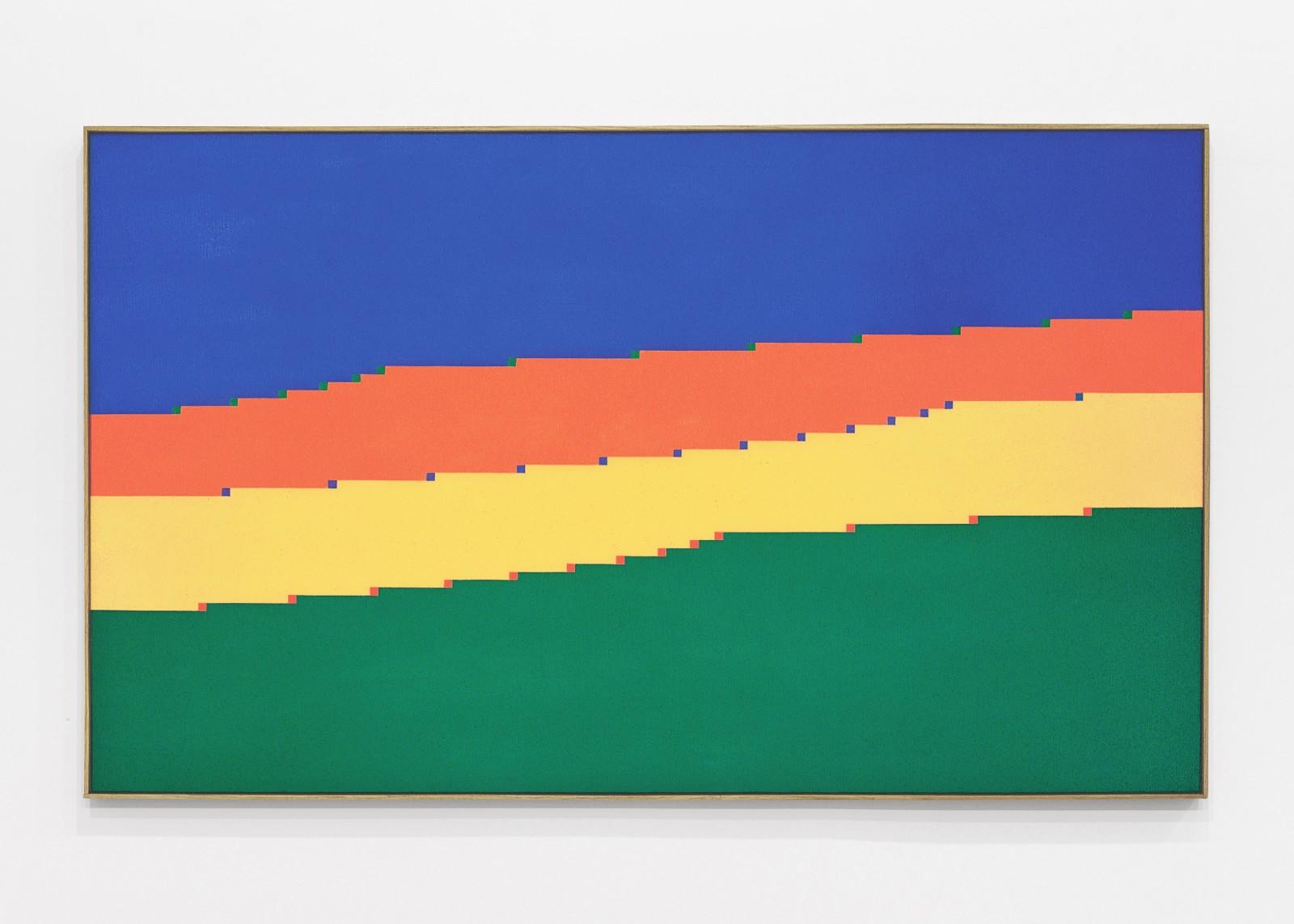 VERENA LOEWENSBERG, Untitled, 1973