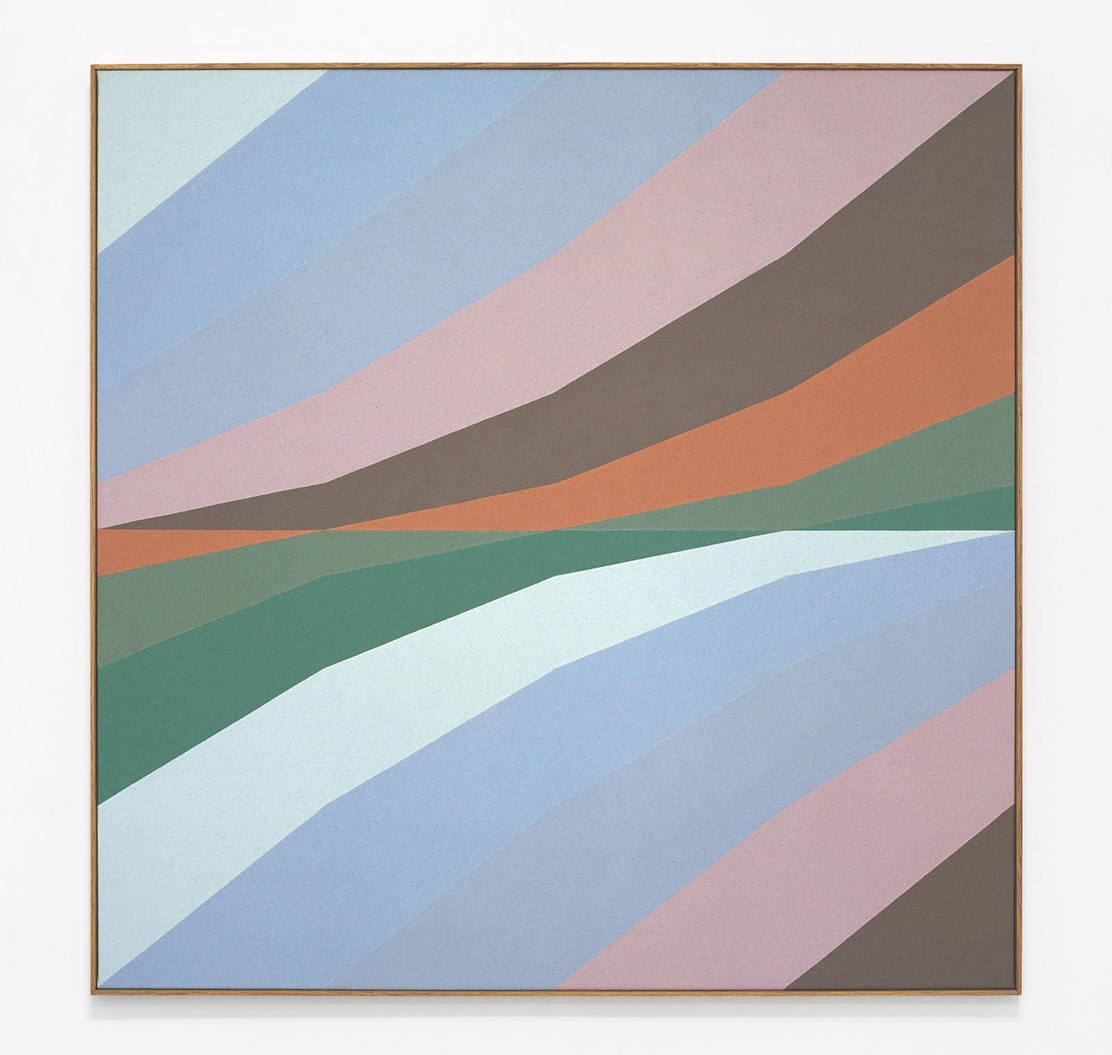 VERENA LOEWENSBERG, Untitled, 1975