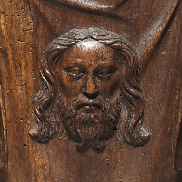 "<span class=""title""><em>Saint Veronica</em>, c. 1500 - 20</span>"