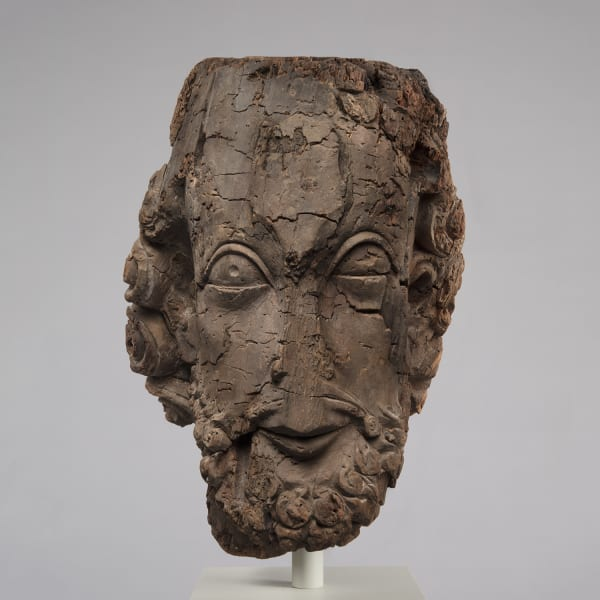 "<span class=""title""><em>The head of Christ</em>, c. 1260 - 90</span>"
