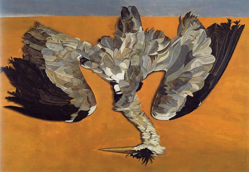 Dead Heron (1945)