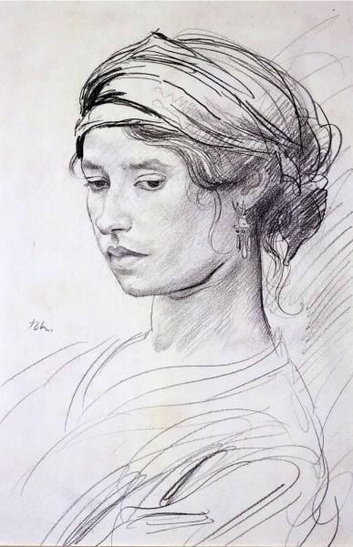 Edie McNeill (circa 1906)