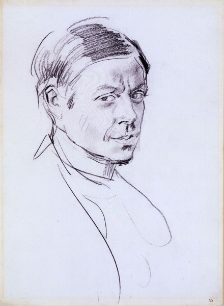 William Nicholson (circa 1909)