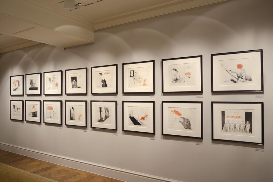 Back Gallery (Clockwise) : A Rakes Progress (1961-63)