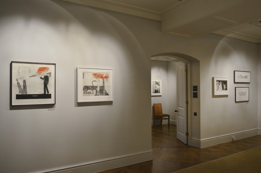 Back Gallery (Left to Right) : The Hypnotist (1963) and Jungle Boy (1964)