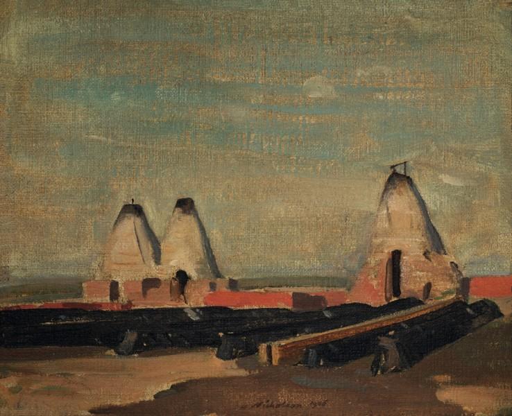 Brick Kilns (1906)