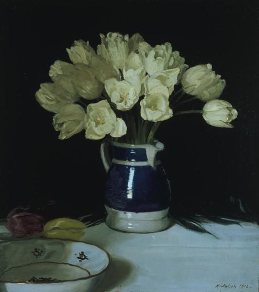 White Tulips (1912)