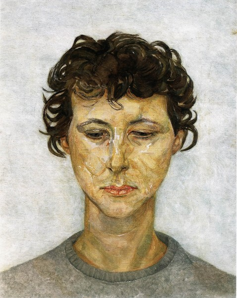 Head of a Woman (circa 1950)