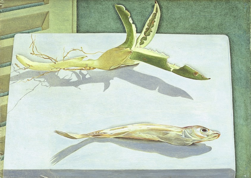 Still Life with Aloe Plant (1948–49)
