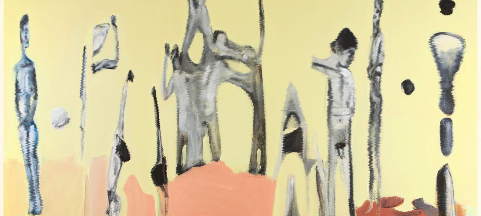 Dan Coombs 'Unfolding Man'