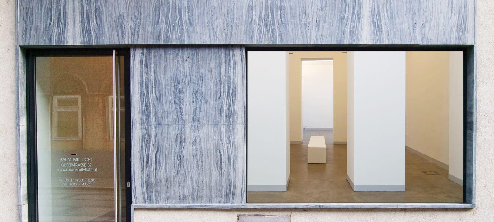Gallery Raum mit Licht Vienna