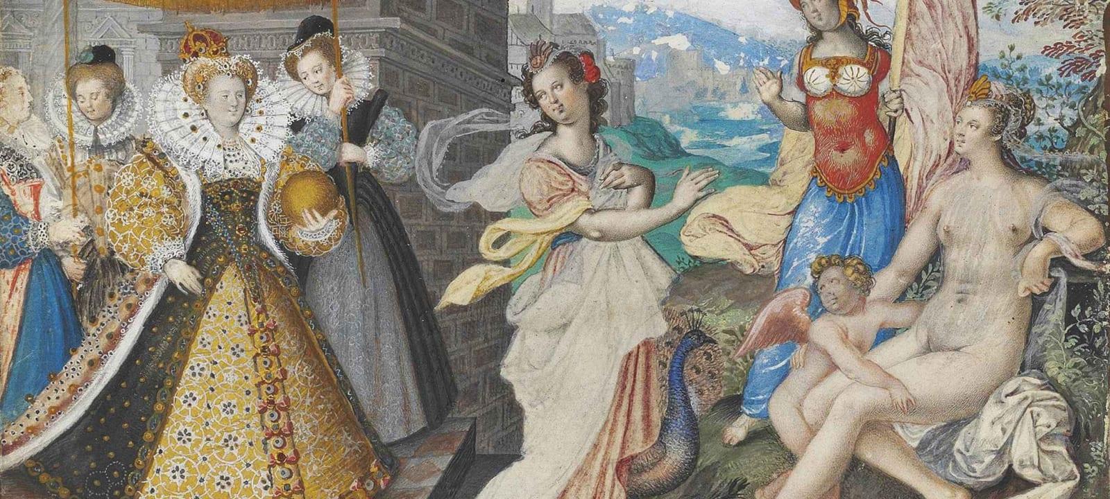 The cult of Elizabeth I