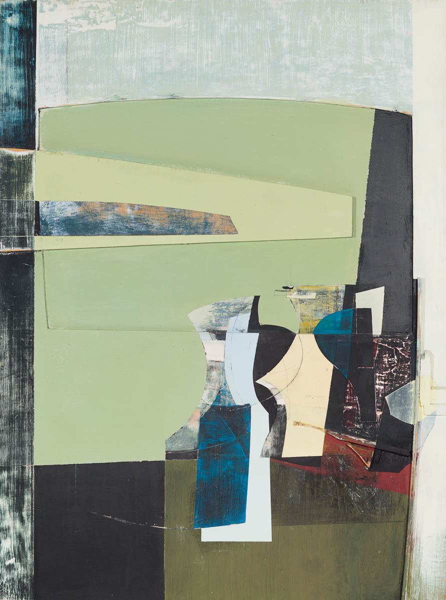 Jeremy Gardiner, Ballard Point No.11, Dorset, 1998