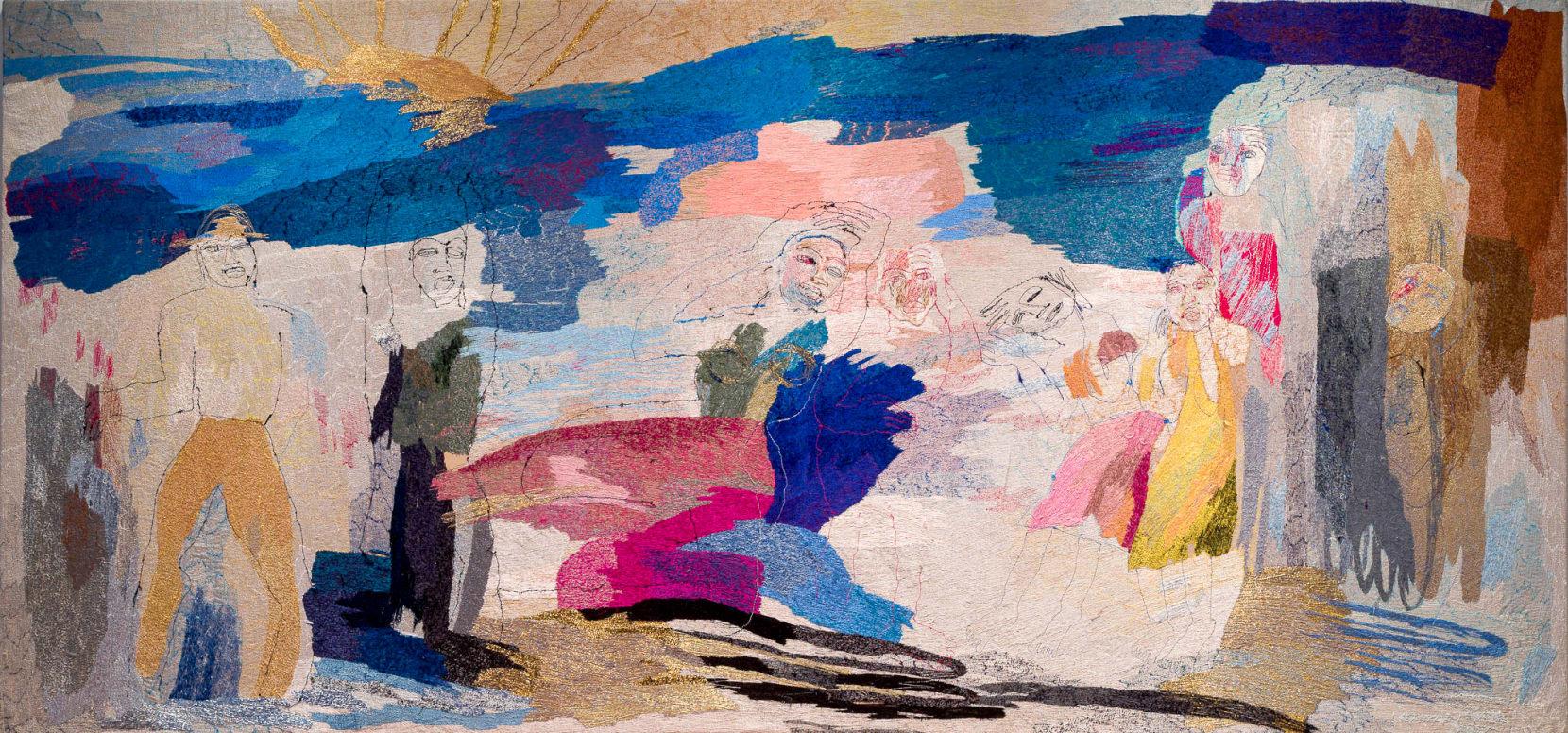 Alice Kettle, Odyssey, 2003