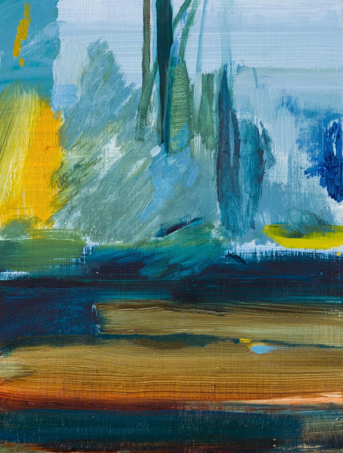 Calum McClure, Grey Painting, 2019
